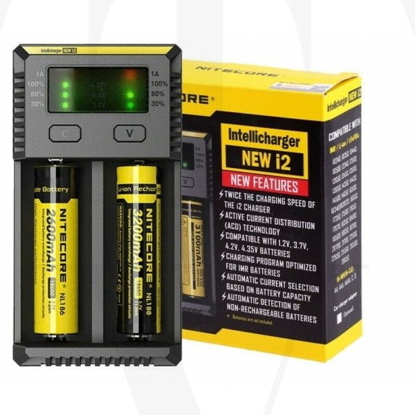 I2 BATTERY CHARGER