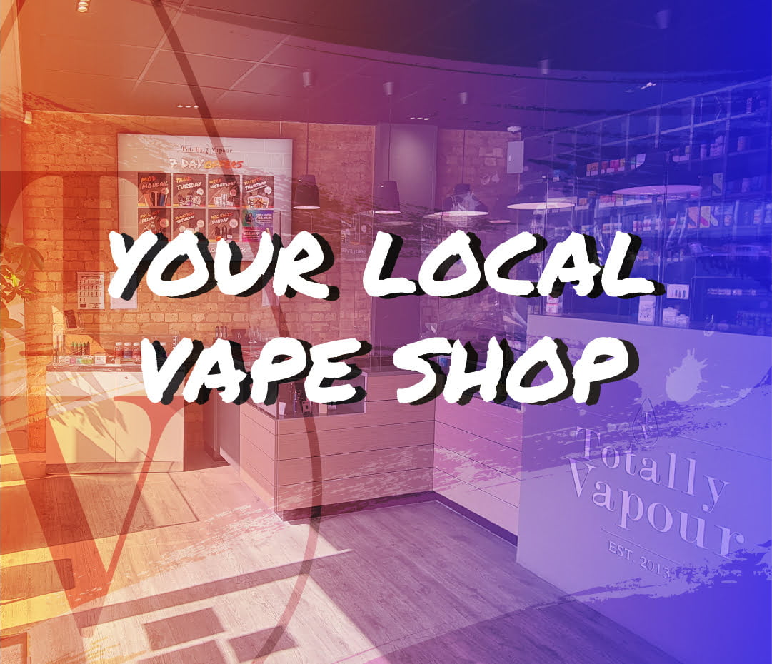 Your Local Vape Shop Solihull