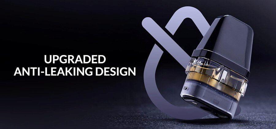 Oxva Xlim Pod possess an anti-leaking design.