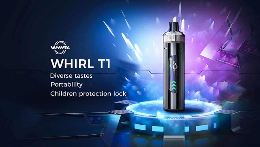 Whirl T1 - Children protection lock
